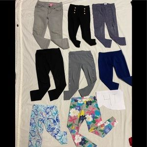 8 piece pants size 4 years old.